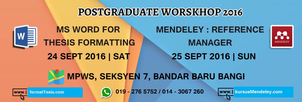 postgraduate-workshop